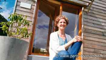 Près de Pont-Audemer, Élodie Louard a trouvé son paradis écolo avec « la Cabane heureuse » - Paris-Normandie