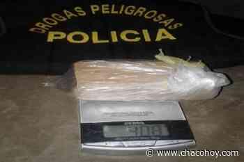 Chaco Hoy - General San Martin, tras allanamiento en un campo del lote 60 incautan droga - ChacoHoy