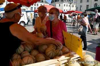 Après Orléans, la municipalité de Gien impose le port du masque sur ses marchés à compter de ce samedi 8 août - La République du Centre