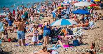 UK weather forecast sees Brits braced for 36C Saturday scorcher