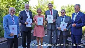 Main-Taunus-Kreis: Fünf Bürger aus Flörsheim, Kelkheim und Hofheim erhalten Landesehrenbrief - frankfurter-wochenblatt.de