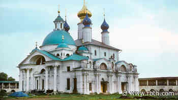 Restoring an ancient cathedral in Rostov - Russia Beyond