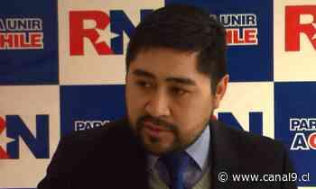 Nombran a Julio Anativia como nuevo Gobernador de Concepción - Canal 9 Bío Bío Televisión