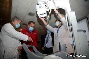 Hospital Regional de Concepción renovó equipamiento del área de cardiología e imagenología - TVU
