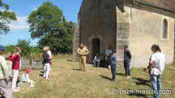 Saint-Ouen-du-Mesnil-Oger. Visites de l'été : le rucher pédagogique a ouvert - maville.com