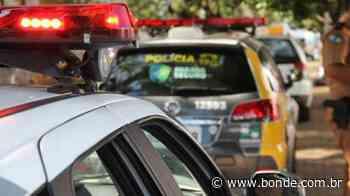 Fuga de presos mobiliza equipes da PM em Porecatu - Bonde. O seu Portal de Notícias do Paraná