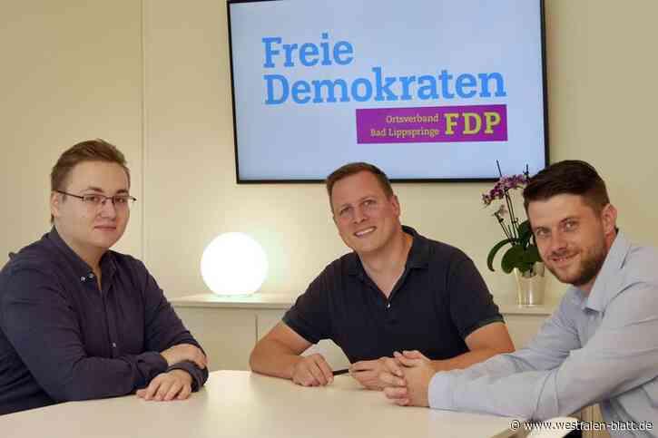 Bad Lippspringe: FDP macht sich für Freibad stark