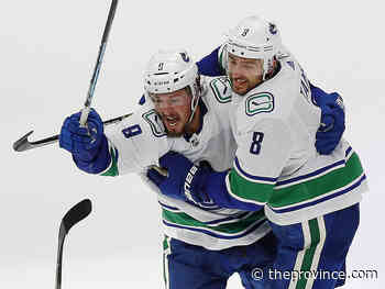 Canucks 5, Wild 4 (OT): Tanev scores seconds into overtime to oust Minnesota