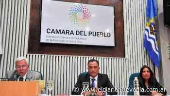 """Quiroga: """"Veo mucha expectativa y esperanza en el interior de la provincia"""" - El Diario Nuevo Dia"""