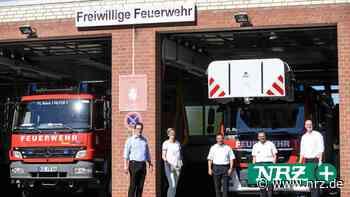 Saniertes Feuerwehrgerätehaus in Rees ist eingeweiht - NRZ