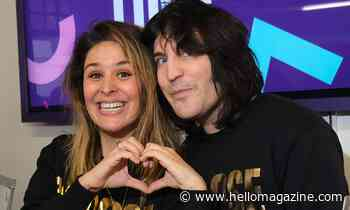Bake Off's Noel Fielding and girlfriend Lliana Bird make surprise baby announcement – details