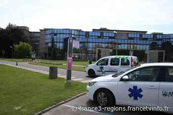 """TEMOIGNAGE - Coronavirus : aux urgences de Colmar, """"Humainement, on n'est pas prêt à recevoir une deuxième vag - France 3 Régions"""