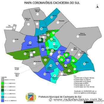 Centro e Santa Helena são os locais com maior incidência de Covid em Cachoeira - Rádio Fandango
