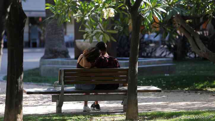 Fighting for love: couples kept apart by Covid-19 travel restrictions