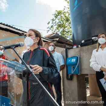 Presentan solución sostenible para combatir escasez de agua en La Ciénaga durante pandemia - El Nuevo Diario (República Dominicana)