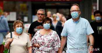Face mask rules change again today - everywhere you need to wear them in England