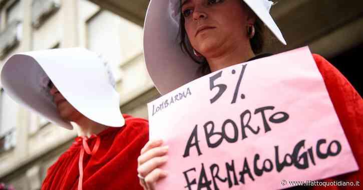 """Aborto, Speranza: """"Pillola Ru486 si potrà assumere fino alla nona settimana e non serve ricovero"""""""