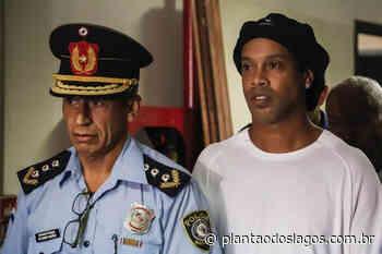Ministério Público paraguaio pede suspensão do processo contra Ronaldinho - Plantão dos Lagos
