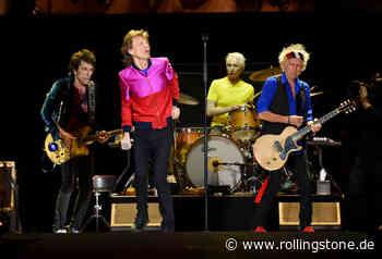 """Rolling Stones: """"Scarlet""""-Musikvideo veröffentlicht - Rolling Stone"""