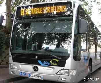 Melun. Deux blessés dans un bus caillassé - actu.fr