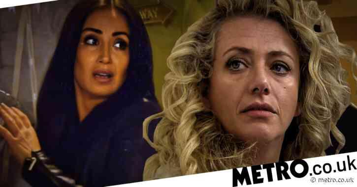 Emmerdale spoilers: Shock return for sex abuser Maya Stepney as Leyla Harding's tormentor is revealed?