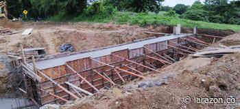 Invías finalizó obras hidráulicas en la vía Santa Lucía – Moñitos - LA RAZÓN.CO