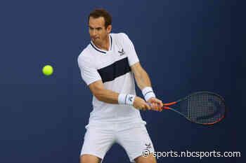 Andy Murray gets Cincinnati wild card - NBC Sports - Misc.