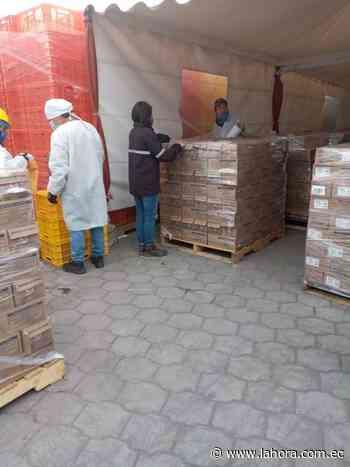 Fábrica estaría alterando las fechas de caducidad de productos alimenticios en Machachi - La Hora (Ecuador)