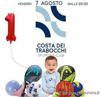 Rocca San Giovanni, il centro sportivo Costa dei Trabocchi compie un anno - Ultime Notizie Cityrumors.it - - CityRumors.it