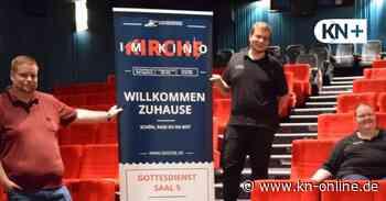 Zu wenig Platz in der Kirche: Gottesdienst im Kino Bad Segeberg - Kieler Nachrichten