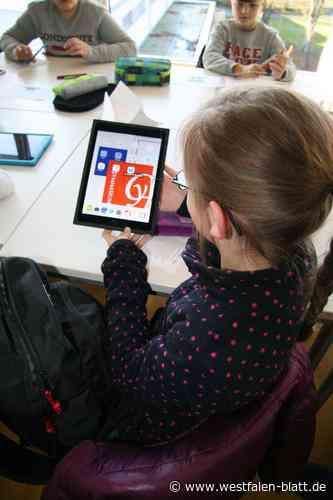 1000 Tablets für Harsewinkeler Schulen - Westfalen-Blatt