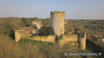 Dans la Vienne, le château de Montreuil-Bonnin a besoin de 15.000 euros de dons pour restaurer son donjon - France Bleu