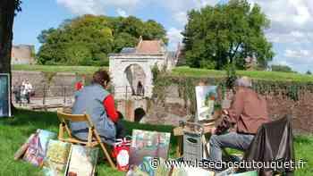 Montreuil-sur-mer : La journée des peintres de retour samedi 15 août - Les Echos du Touquet