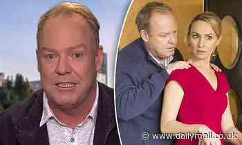Peter Helliar reveals the heath battle that has plagued him for years