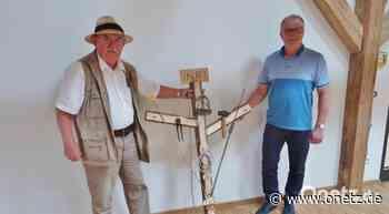 Heinrich Deinzer aus Vilseck fertigt Arma-Christi-Kreuz für Konnersreuth - Onetz.de