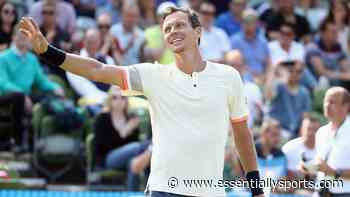 Tomas Berdych To Retire From Tennis at ATP World Tour Finals - Essentially Sports