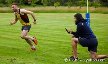 'They will go to hell and back': a taste of  Super League-style fitness training