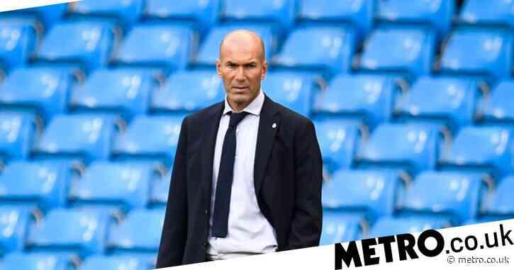 Zinedine Zidane speaks out on Real Madrid future as Juventus eye Maurizio Sarri replacement