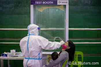 Philippines confirms 4,226 new coronavirus cases, 41 more deaths - Reuters UK