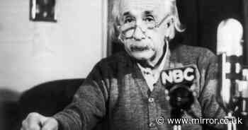 Chilling single letter from Albert Einstein that launched the atomic bomb
