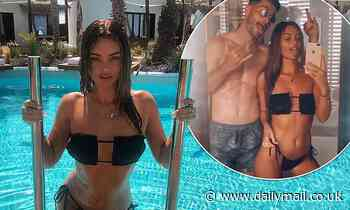 Love Island's Kendall Rae Knight looks sensational during Crete trip with beau Andrew Hughes