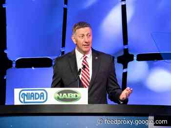 NIADA chief Steve Jordan resigns