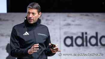 Adidas rechnet mit weiterer Erholung des Geschäfts - Süddeutsche Zeitung