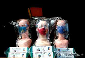 Indonesia reports 2,277 new coronavirus infections - Reuters UK