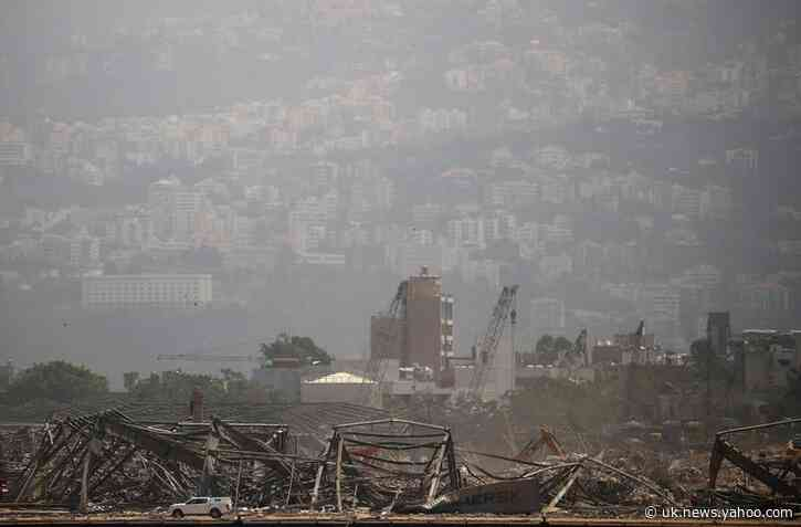 Furious Lebanese count their losses from blast, plan demonstration