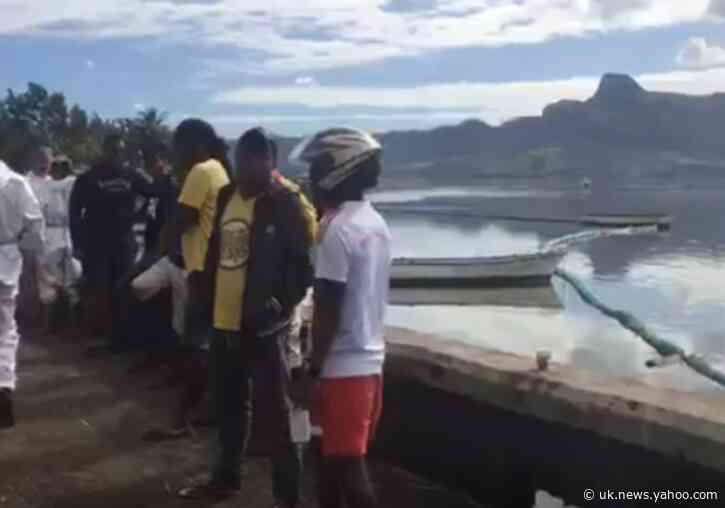 Citizens Lead Cleanup Operation in Mauritius Following Oil Spill