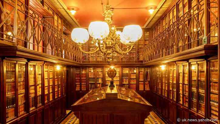Barcelona's Best Hidden Gem May Be a Library for the Working Class