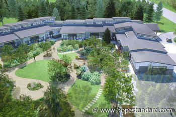Construction underway on Langley's new hospice residence – Hope Standard - Hope Standard
