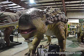 T-Rex earns big bids at BC dino auction – Hope Standard - Hope Standard