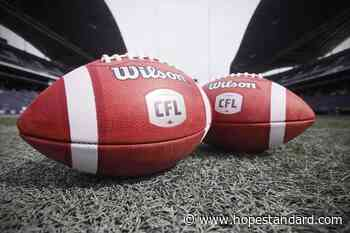 CFL to continue discussions with federal government about financial assistance - Hope Standard